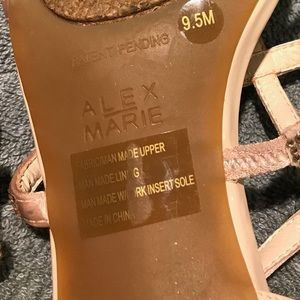 Alex Marie Shoes - ALEX MARIE low heel!💗